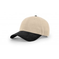 BRUSHED COTTON CHINO CAP